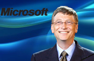 Bill Gates-Microsoft